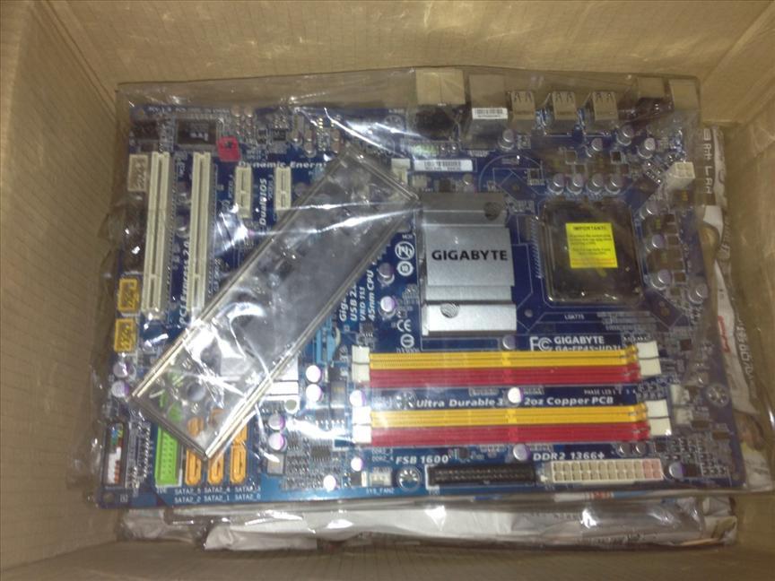 Gigabyte GA-EP45-UD3L (rev. 1.1) X64 Driver Download