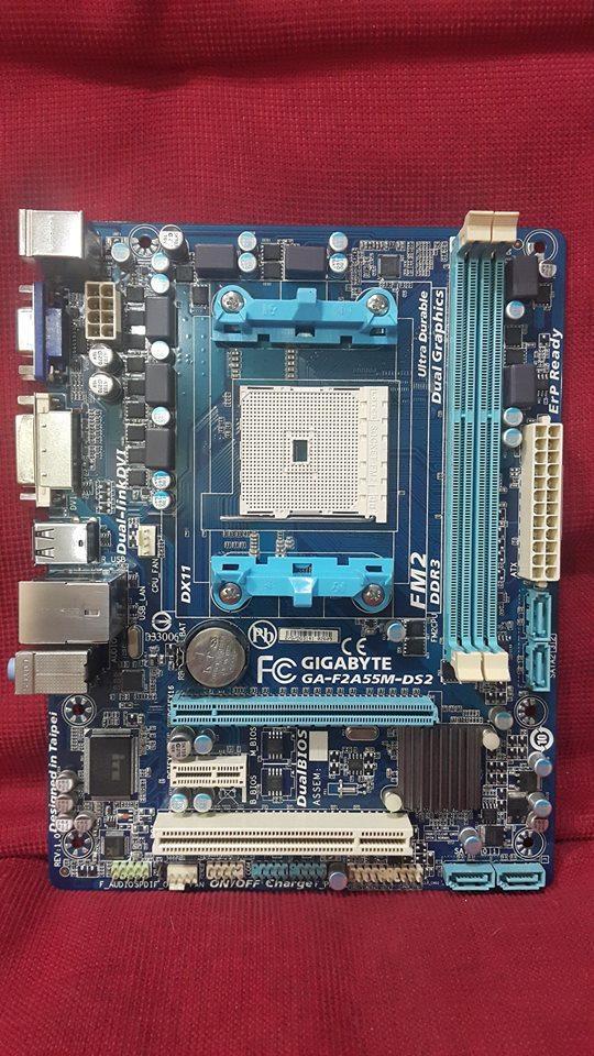 Gigabyte GA-F2A55M-DS2 AutoGreen Driver for Windows Mac