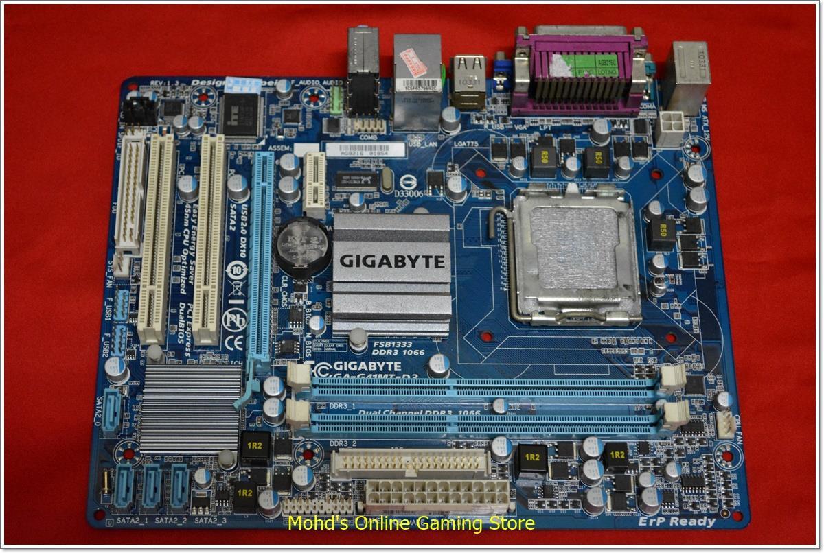 Gigabyte GA-G41MT-S2 Easy Energy Saver Vista