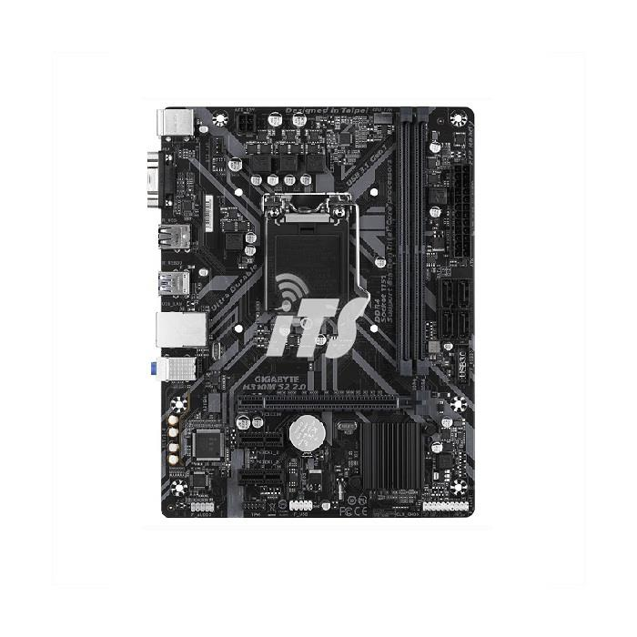 Gigabyte GA-H310M-S2 2.0 Rev 1.0 LGA1151 Mainboard (Support Win 7)