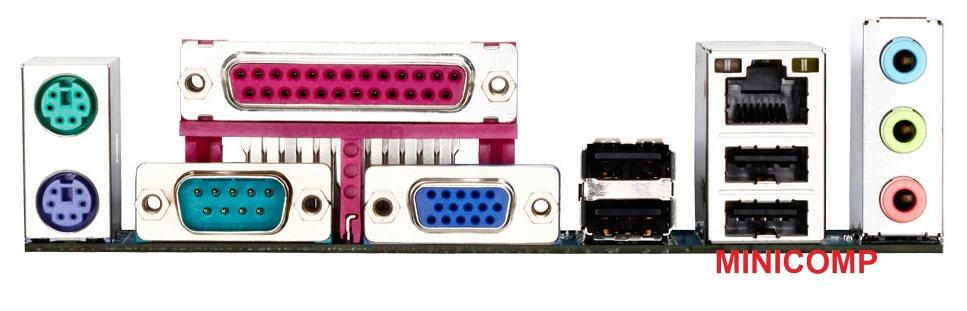 Gigabyte GA H61M DS2 Intel 1155 Mainboard / Motherboard H61
