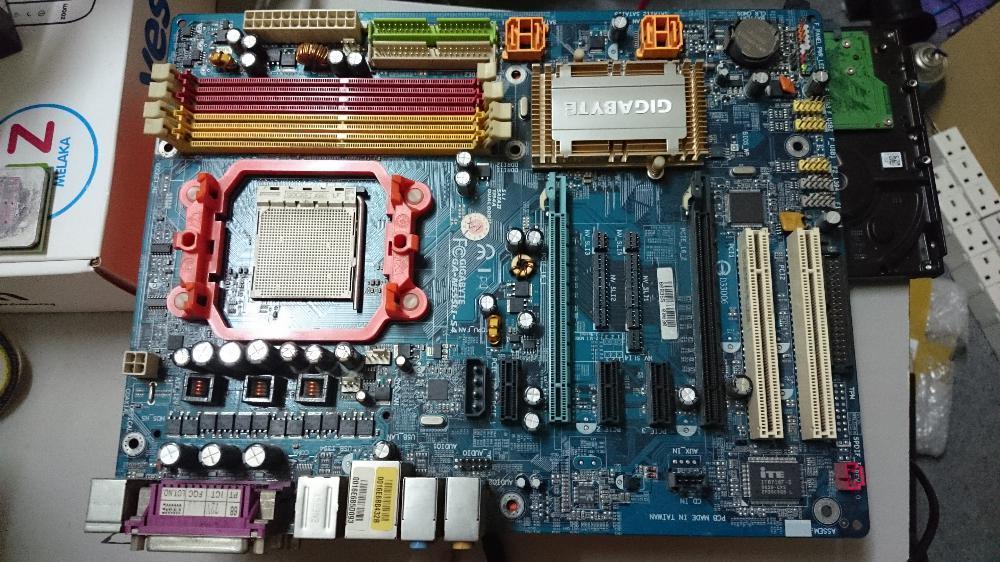 Gigabyte GA-M55SLI-S4 NVIDIA nForce4 Chipset Drivers Windows