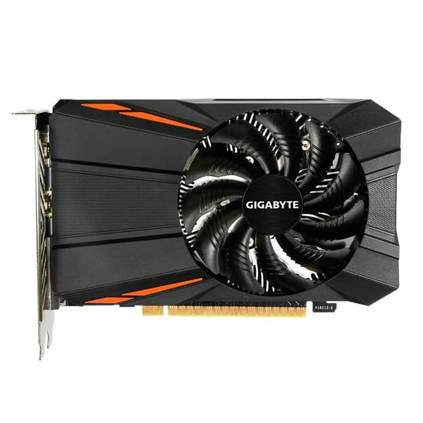 GIGABYTE GeForce GTX 1050 Ti (1050Ti) 4GB - GV-N105TD5-4GD