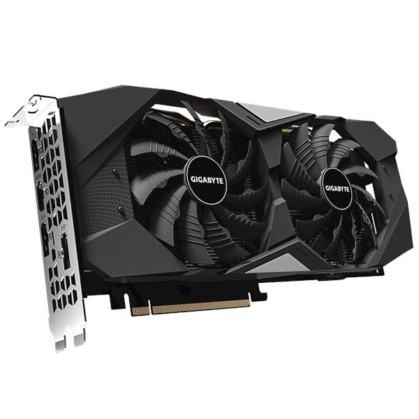 "GIGABYTE GeForce RTXâ""¢ 2060 WINDFORCE OC 6G GV-N2060WF2OC-6GD"