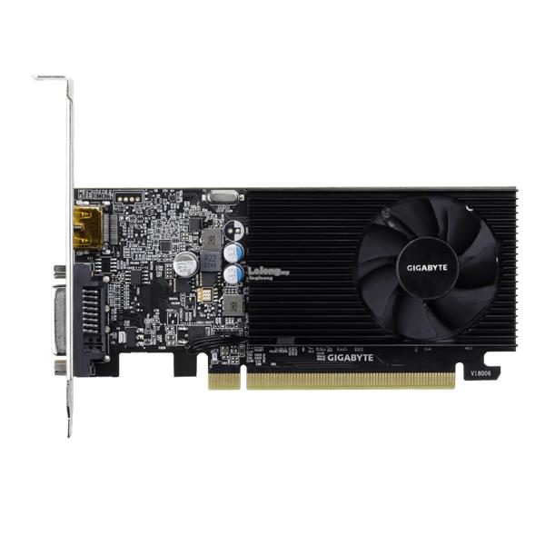 # GIGABYTE GT 1030 Low Profile D4 2G # 1417MHz | 2GB/DDR4