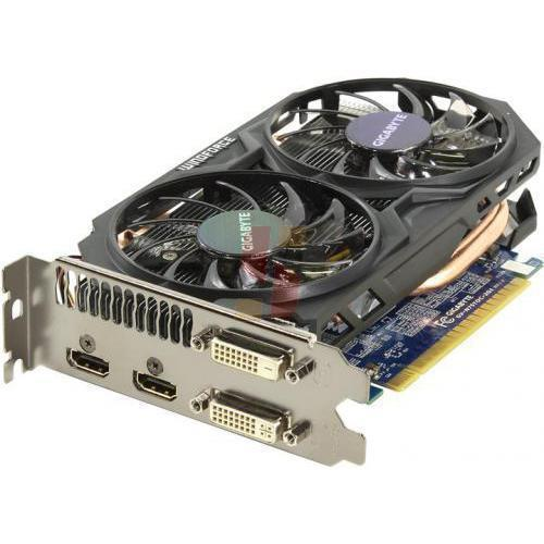 GIGABYTE (GV-N75TOC-2GI) GTX750ti 2GB DDR5 Graphic Card Spike GTX 750