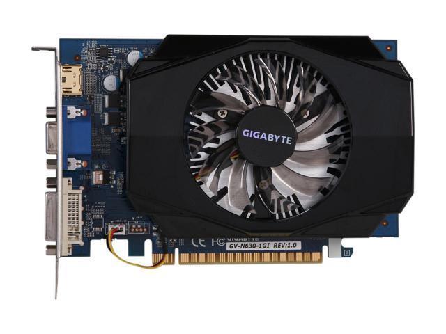 Gigabyte Nvidia GeForce GT420 2GB 128Bit DDR3 Graphics Card D33006
