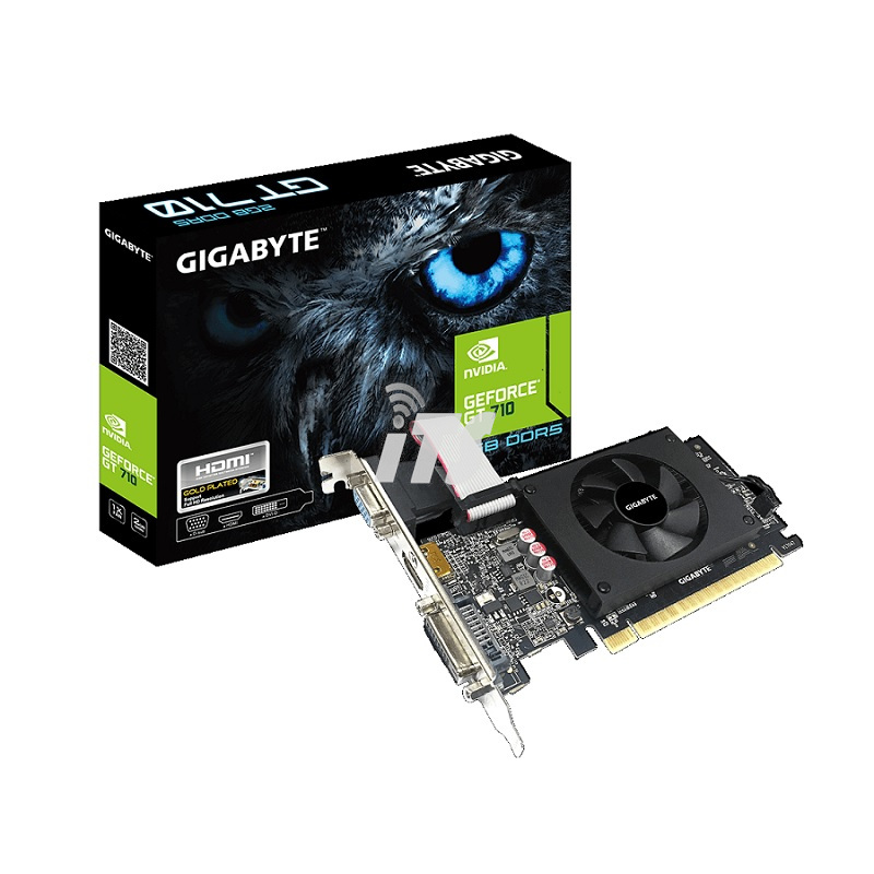 Gigabyte Nvidia Geforce GT710 2GB DDR5 Graphic Card