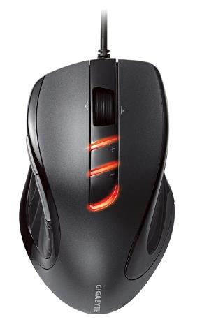 GIGABYTE PRECISION OPTICAL WIRED GAMING MOUSE (M6900)