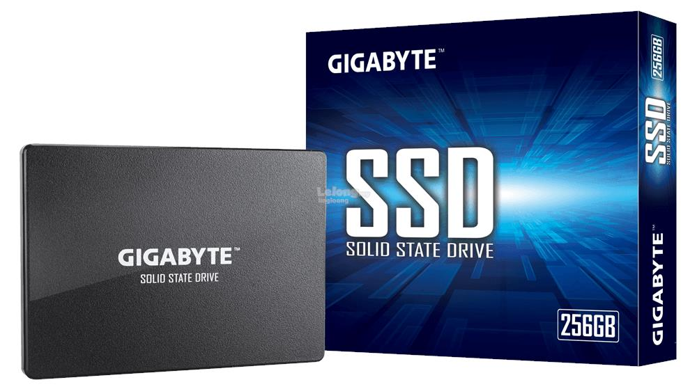 # GIGABYTE SSD 256GB 2.5-inch internal SSD #