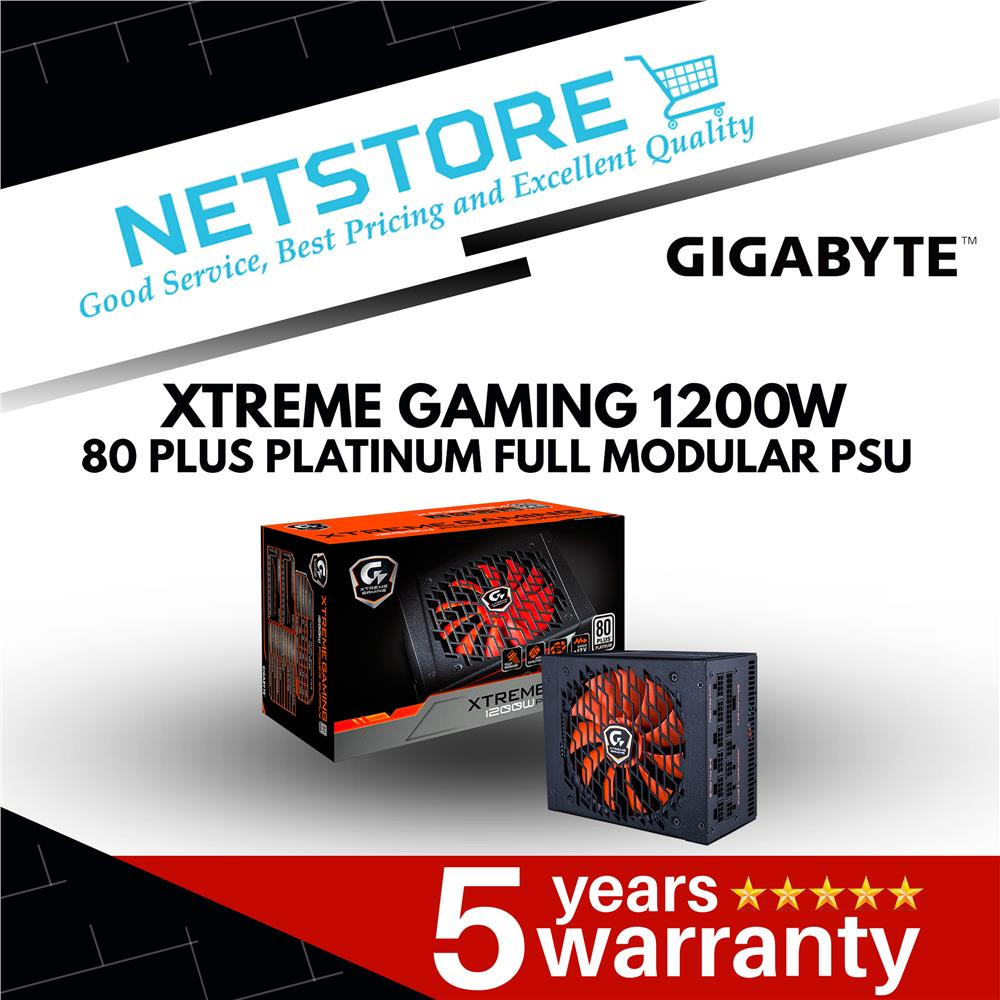 Best Psu 2020.Gigabyte Xp1200m 1200w Atx 12v 80 Plus Platinum Full Modular Psu