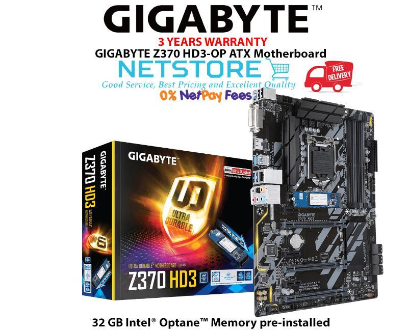 Best Z370 Atx Motherboard 2020 GIGABYTE Z370 HD3 OP ATX Motherboard (end 5/24/2020 6:15 PM)