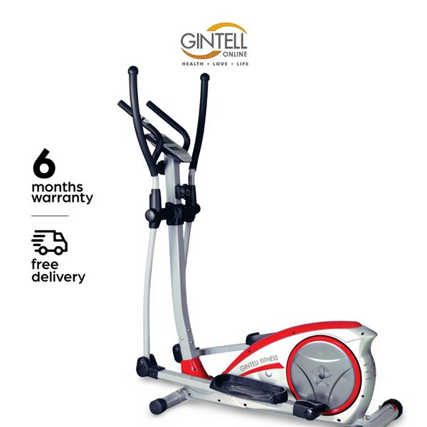 GINTELL Elliptical Bike FT8601H [Showroom Unit]