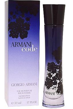Giorgio Armani Code For Women Edp 75 End 2242017 415 Pm