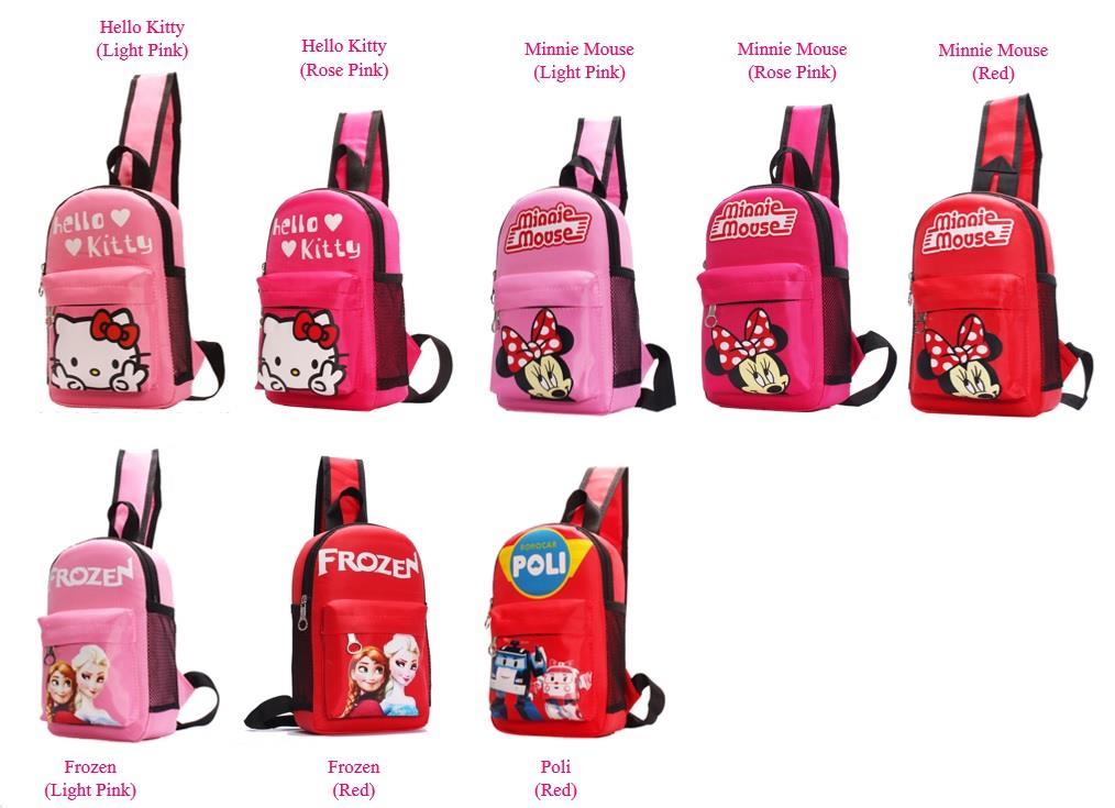 bfe52830b3a8 Girl Kids Cartoon Design Sling Bag - (end 5 9 2019 1 01 PM)