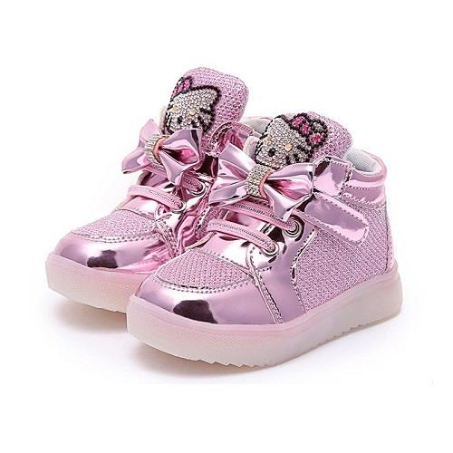 Hello kitty shoes high heels for kids