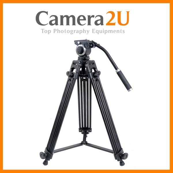 Gizomos Professional Video Tripod System G-1503A