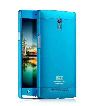 new concept ac057 3d0ef GKK oppo find 7 & 7a / mate 7 / meizu mx4 case cover / tempered glass