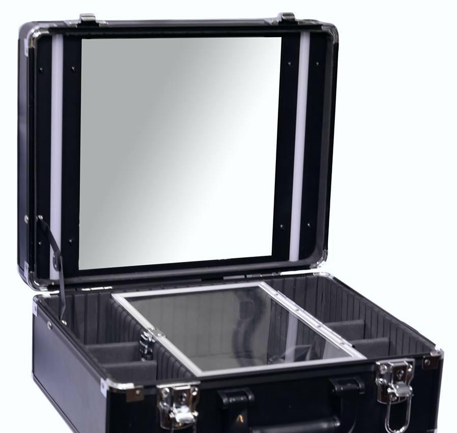 Makeup Case With Mirror Msia Makeup Vidalondon