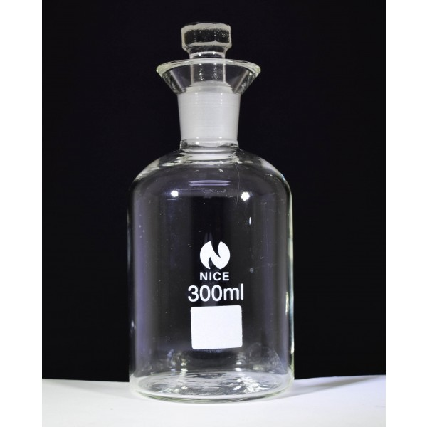 Glass BOD bottle 300ml
