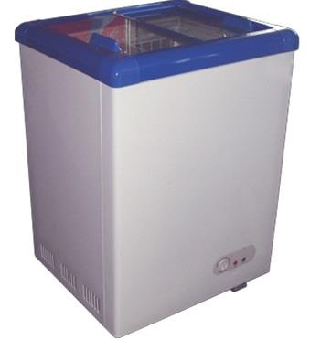Glass Door Chest Freezer 100 litres (end 7/28/2018 11:49 AM)