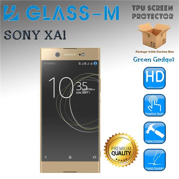 Glass-M SONY Xperia XA1 TPU Screen Protector