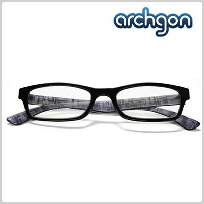 GLASSES ARCHGON ANTI BLUE-LIGHT, BLK (GL-B101)