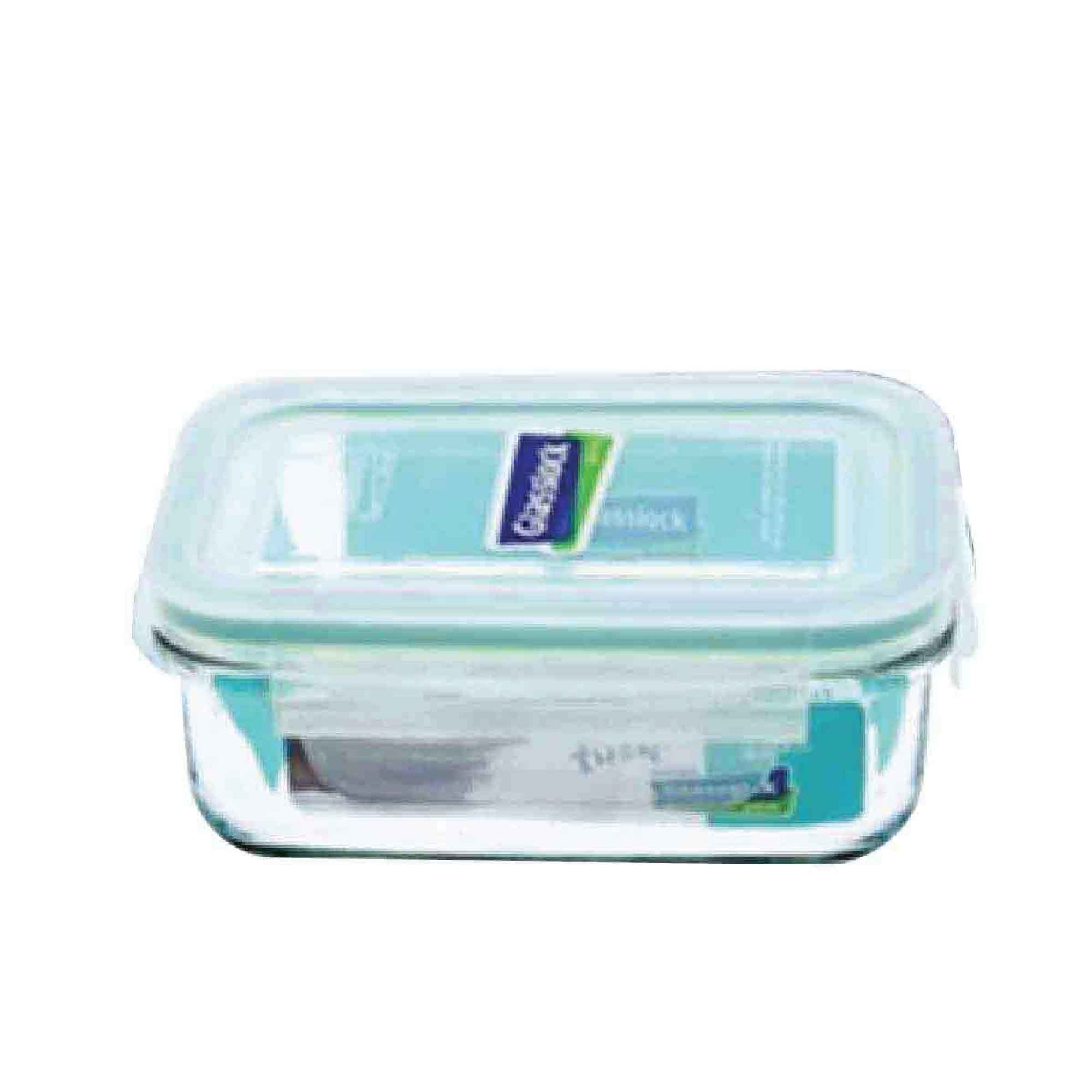 Gllock Tempered Gl Food Containers 638 Made In Korea 400ml