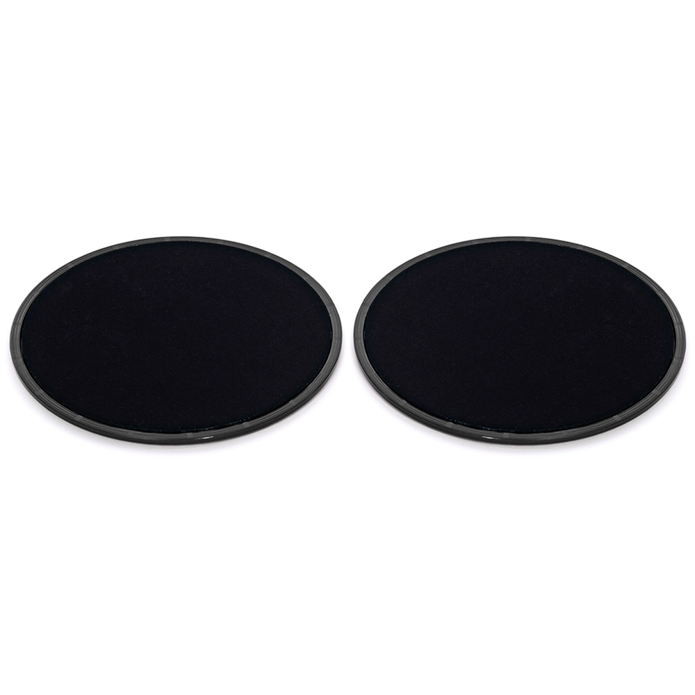 (GLIDING DISC) 1 Pair of Fitness Gliding Disc Exercise Sliding Plate [..