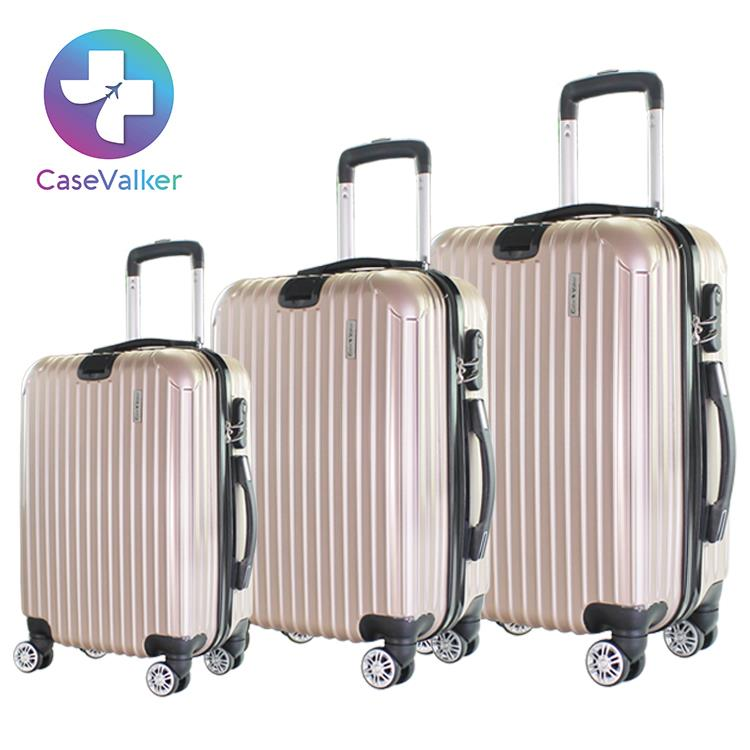 GLOSSY PROTECTOR with Hanger Luggage Bag ABS+PC Case [20' 24' 28']