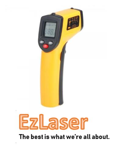 GM320 IR Infrared Thermometer Temperature Tester; Non Contact Measure