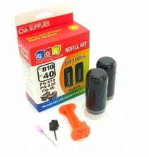 GOA REFILL INK FOR CANON PG-88 PG-740 PG-40 BLK, (CA102)