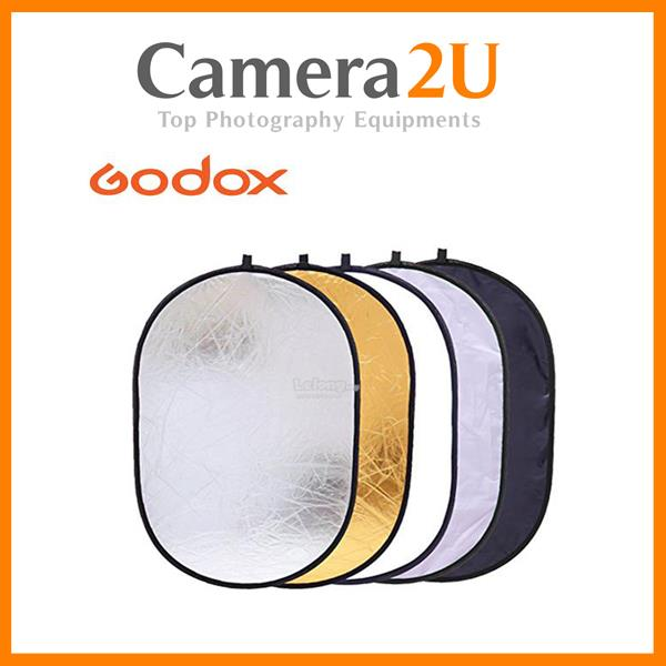 Godox 120x180cm 5 in 1 Collapsible Reflector (Human Size)