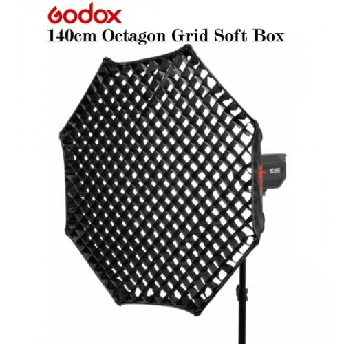 GODOX 140 cm Octagonal Softbox & Honeycomb Grid - Bowens Mount