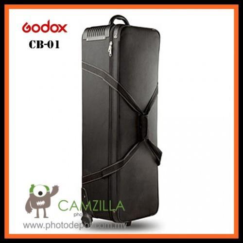 Godox Studio Lighting Kit Bag: Godox CB-01 Carry Bag Case Trolley S (end 6/11/2018 7:15 PM