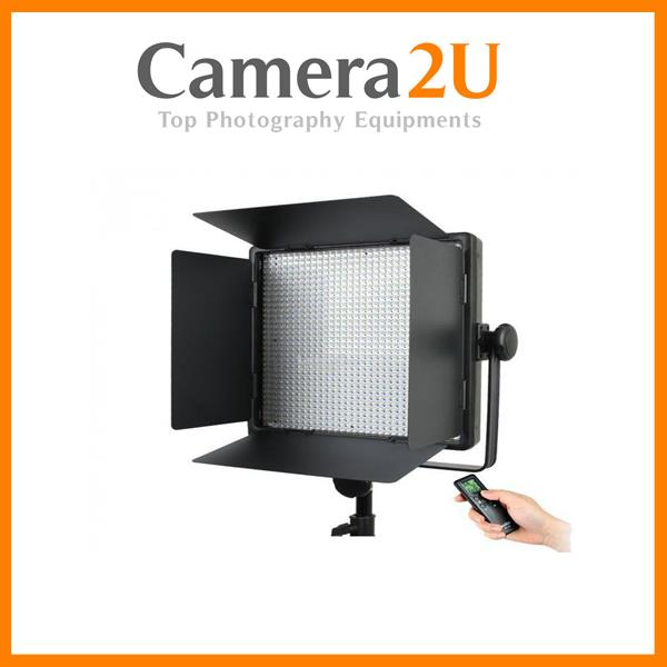 Godox Pro LED Video Light LED1000C 1000 LED 3200-5600K FREE Stand