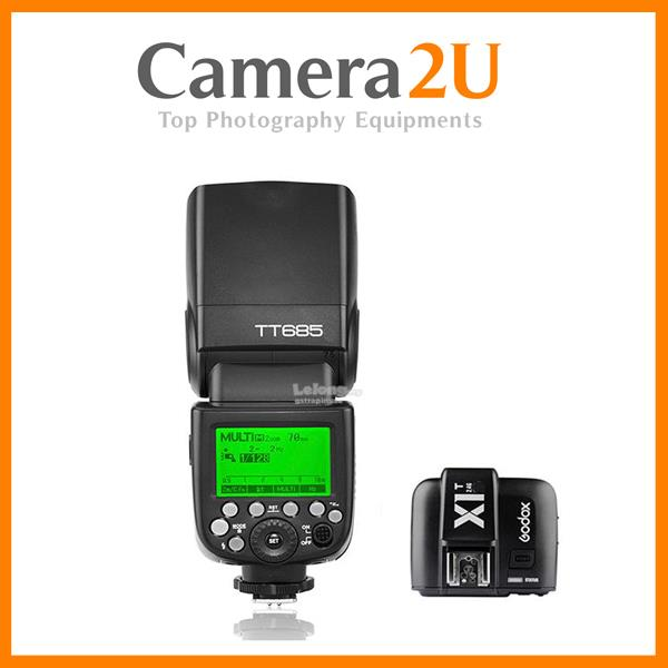 Godox Thinklite TTL HSS TT685C Speedlite for Canon E-TTL II with X1T-C