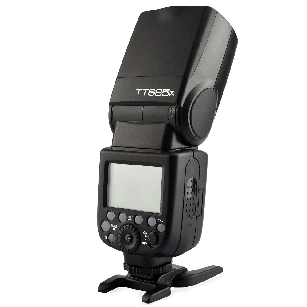 GODOX TT685S TTL LCD CAMERA FLASH SPEEDLITE FOR SONY DSLR A77II A7RII ..