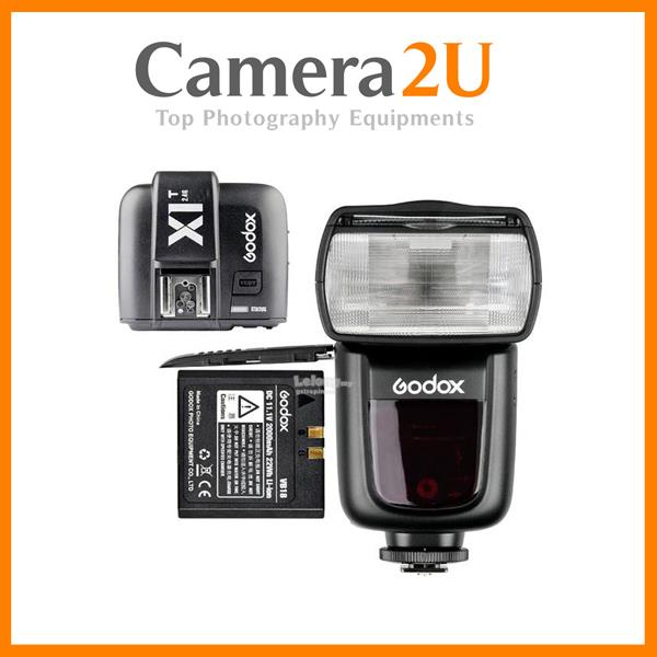 Godox V860II-S TTL HSS Speedlite for Sony with X1T-S Combo
