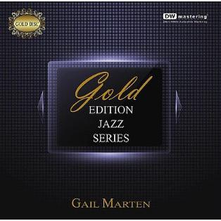 Gold Edition Jazz Series Gail Marten DW Mastering Gold Disc (2CD) (Imp..