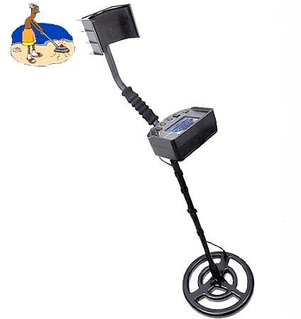 Gold Finder Metal Detector with Built-in Battery (MTD-09).