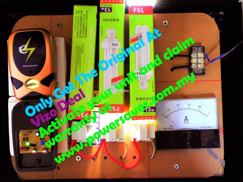 Gold Version High Quality Electricity Power Saving box Energy Saver