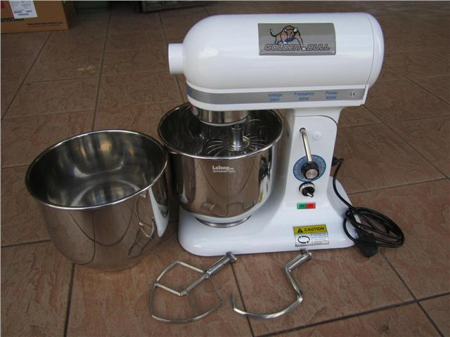 Golden Bull B7 300W Food Stand Mixer