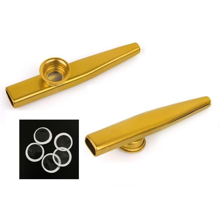 new golden kazoo aluminum alloy metal end 6 2 2018 5 15 pm. Black Bedroom Furniture Sets. Home Design Ideas