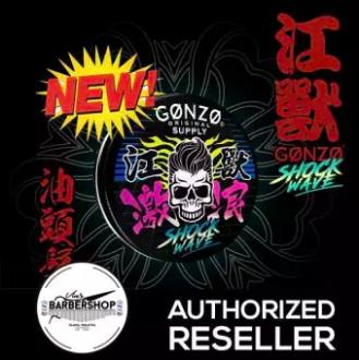 New Gonzo Shock Wave Men Hair Pomade End 8 6 2019 215 PM