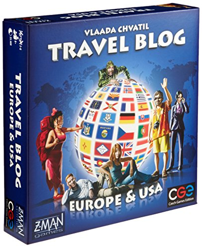 [Good Choice]Z-Man Games Travel Blog: Europe and USA