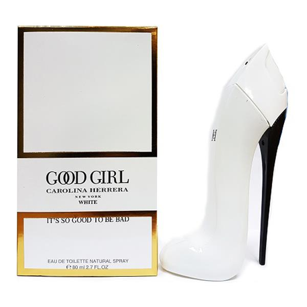 White Carolina Edp Women Good Tester Girl Authentic Herrera For 80ml VzMGLqSjUp