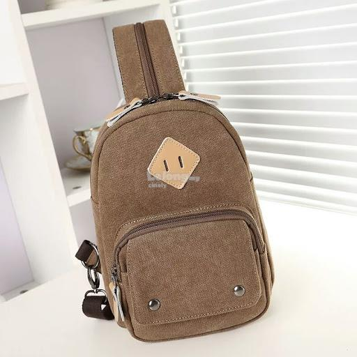 e76f1f3e8c798 Good Quality Men's Retro Canvas Shoulder Messenger Bag Chest Man Bag. ‹ ›
