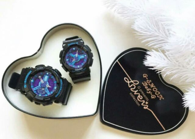 Good Sales!! Casio Gshock couple watches - Couple set watch