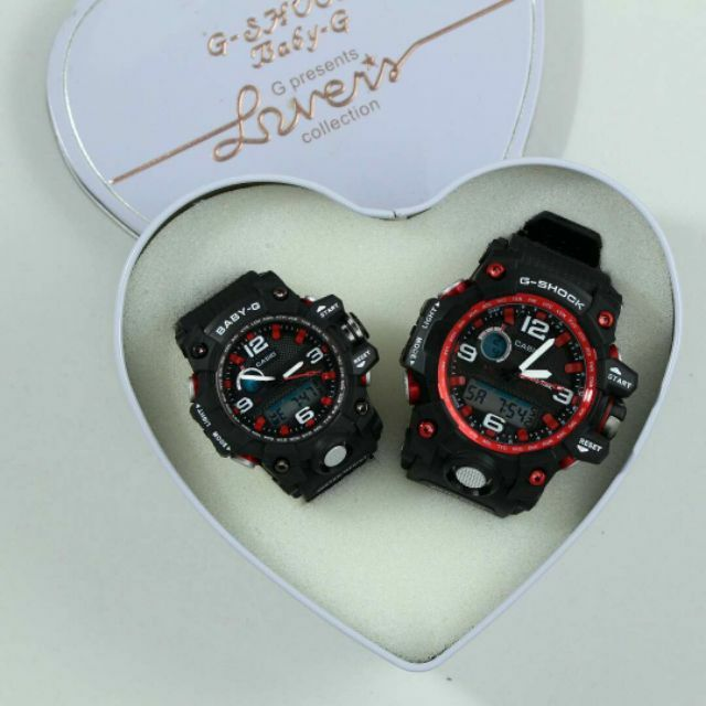 Good Sales G Shock Couple Watches